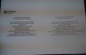 Caritas.Egitto